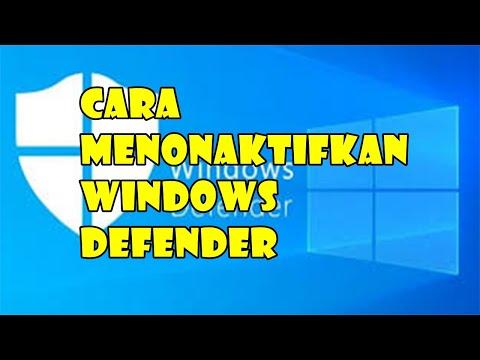 cara-menonaktifkan-anti-virus-windows-defender