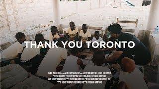 THANK YOU TORONTO - A trip to Ghana