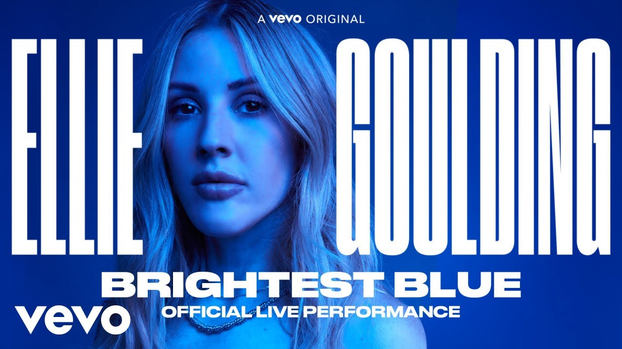 Ellie Goulding - Brightest Blue | Official Live Performance | Vevo