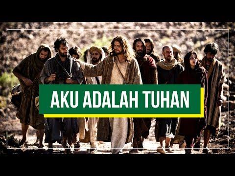 Inilah Bukti Yesus Berkata AKU ADALAH TUHAN di Alkitab #part2