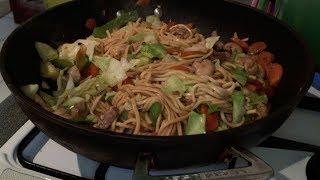 Pancit Canton (Egg Noodles) | Pampanga's Recipe