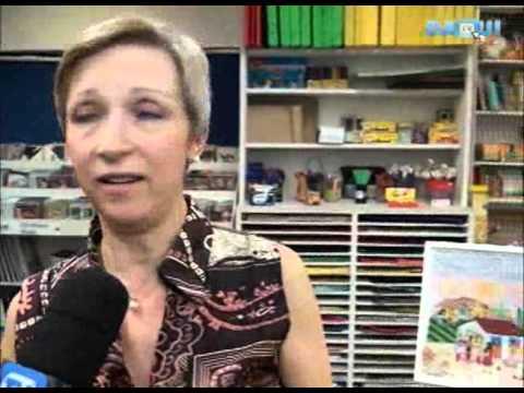 Lançamento do livro Bordados do Brasil na livraria Cortez