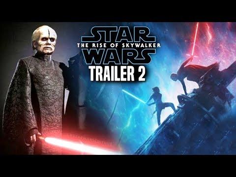 The Rise Of Skywalker Trailer 2 Terrible News Revealed! (Star Wars Episode 9 Trailer)
