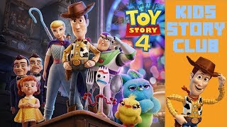 Toy Story 4: Movie Storybook   Children's Books Read Aloud