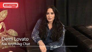 Demi Lovato Talks Baby Names