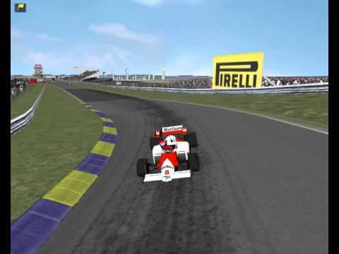 1984 Zandvoort NL Dutch Grand Prix 1