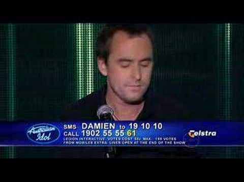 Damien Leith - Message To My Girl