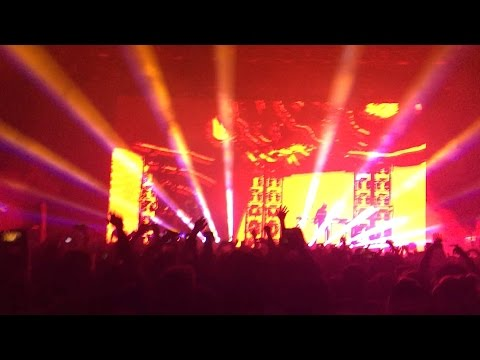 HD | Shelter Tour 2016 @ Wamu Theater - Seattle (ft. Robotak