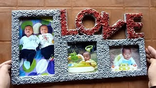 How to make Love Photo Frame
