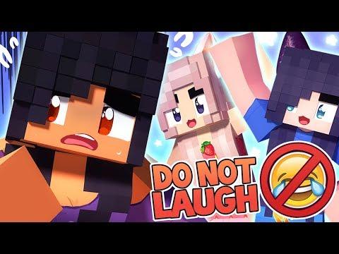 Pranking The Girls Sleepover!  - Minecraft Do Not Laugh