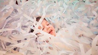 Бумажное шоу Киев на детский день рождения от Oscar Event Agency(, 2015-01-28T14:03:08.000Z)
