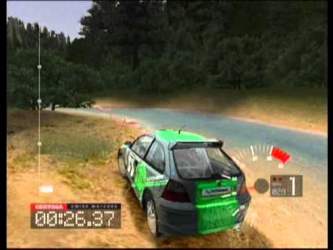 colin mcrae rally 3 intro youtube