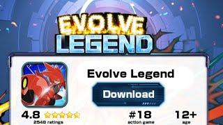 How to download Evolve legend   Evolve legend   