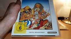 Asterix Die Grosse Edition (7 DVDs) Unboxing (Teil 1)