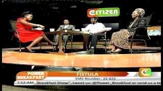 Power Breakfast Interview: Fistula