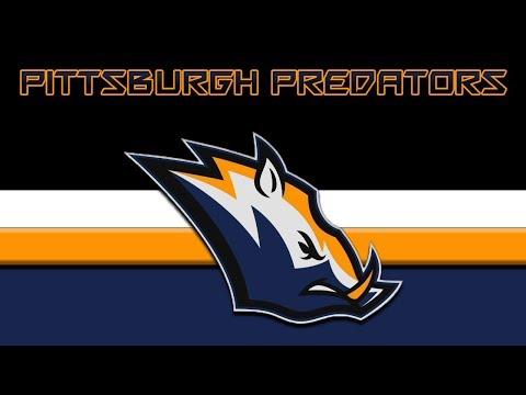 NHL 18 - Custom Team - Pittsburgh Predators