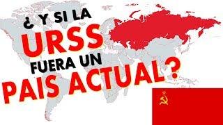 ¿Y si la Unión Soviética se reunificara actualmente?