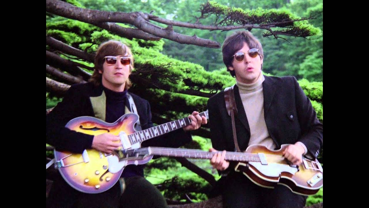 画像: Restoration of The Beatles 1 Video Collection: Part 1/5 youtu.be