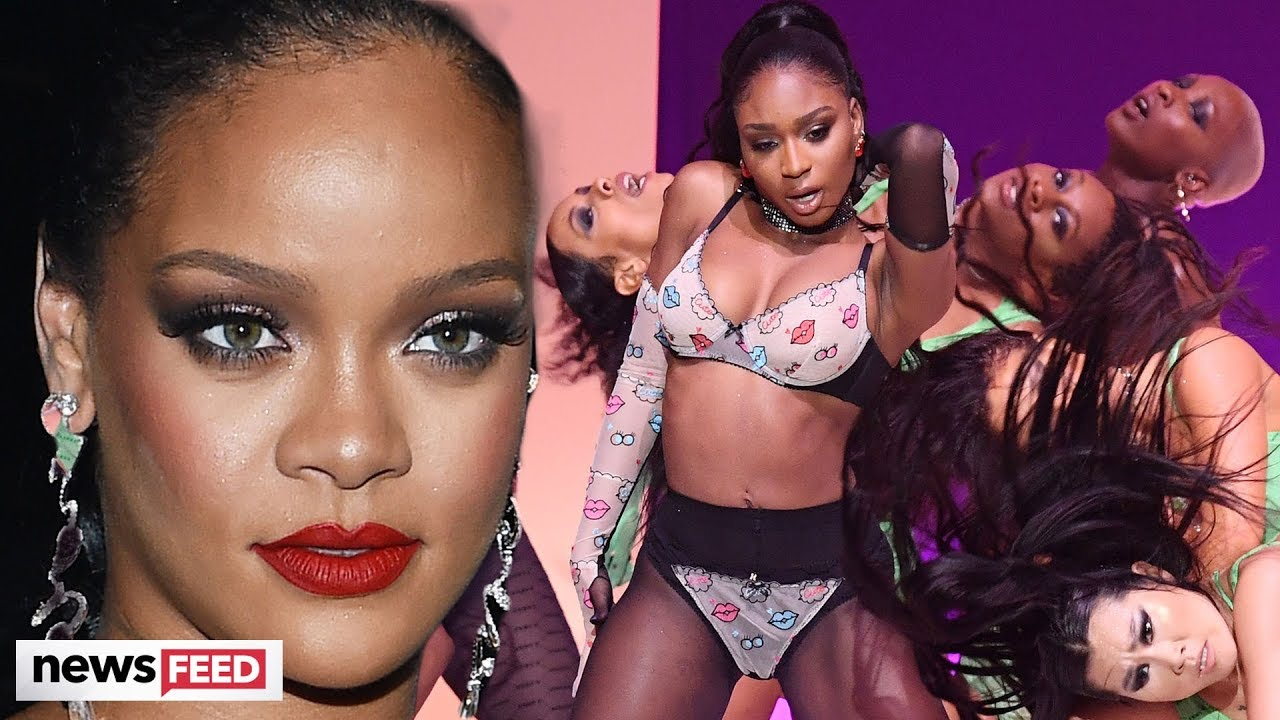Rihanna's SAVAGE X FENTY Show Just Replaced Victoria's Secret Fashion Show!