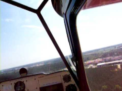 Linsdey's First Landing