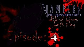 ***ASMR*** Vampire the Masquerade: Bloodlines Let
