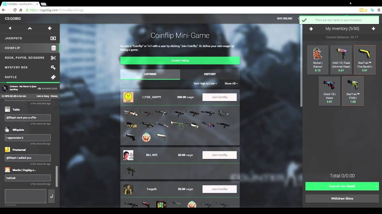 Cs go betting rags to riches story 99 bettington road oatlands