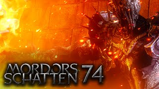 MITTELERDE: MORDORS SCHATTEN [4K] #074 - Mordor in Flammen (ENDE) ★ Shadows of Mordor