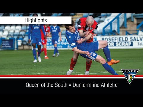 Queen Of South Dunfermline Goals And Highlights