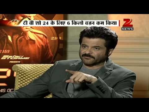 Anil Kapoor talks about his TV debut `24`!