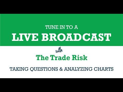 Live Broadcast 8-23-16 $SPY $USO $XLE $XLB $BIIB $PANW $TLT