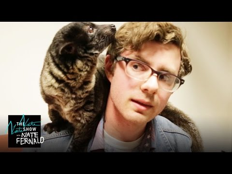 The Nate Nate Show: Episode 2 w/ Jack Hanna's Animals & Pete Holmes