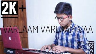 Varlaam Varlaam Vaa | Instrumental Cover | Bairavaa | SaNa | Ilayathalapathy Vijay