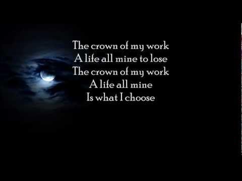 The Gathering - A Life All Mine (Lyrics)