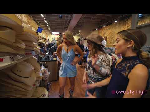 Getting A Country Makeover At BOOT BARN!