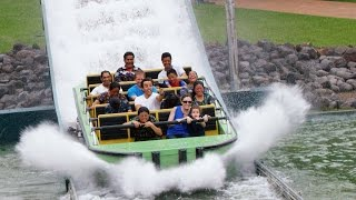 guatemalan family experiences roller coasters for the first time