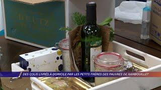 Yvelines | Des colis gourmands livrés à domicile par les Petits frères des pauvres de Rambouillet