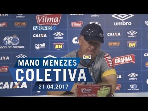 21/04/2017 - Coletiva Téc. Mano Menezes