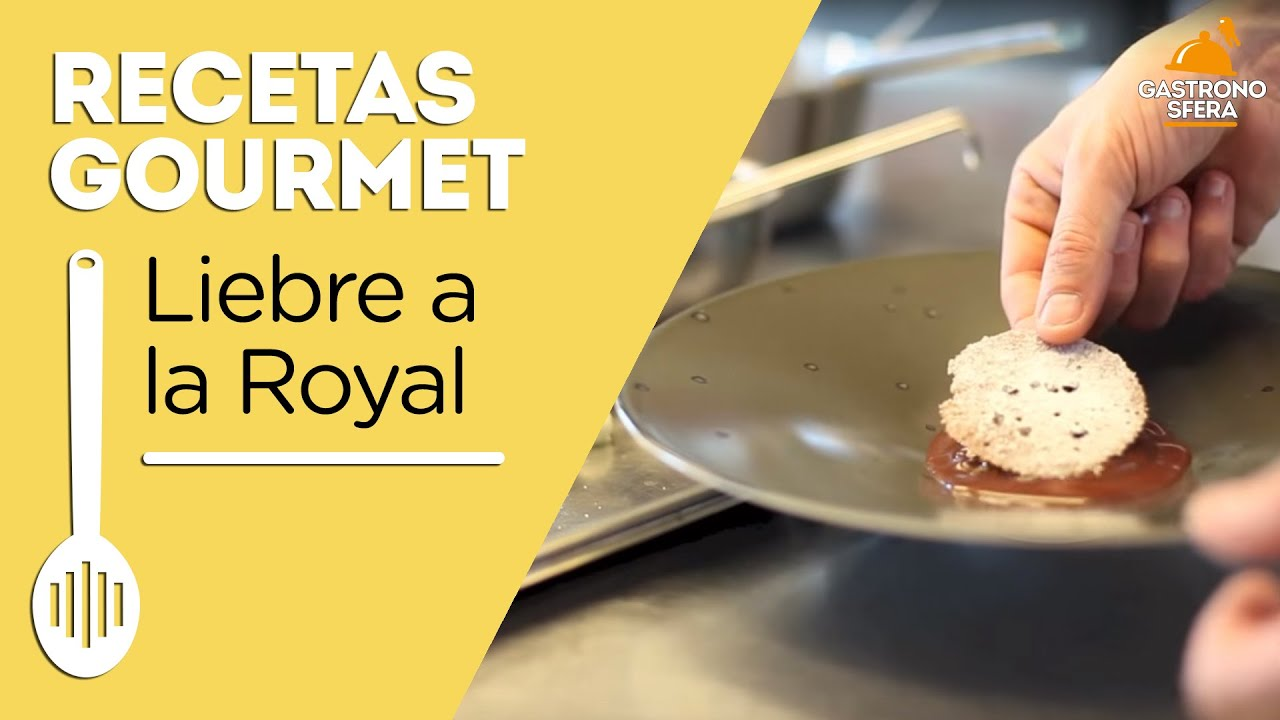 Liebre a la royal hermanos torres restaurante dos - Como cocinar liebre ...