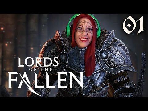 Lords of the Fallen Gameplay Walkthrough Part 1 - First Boss