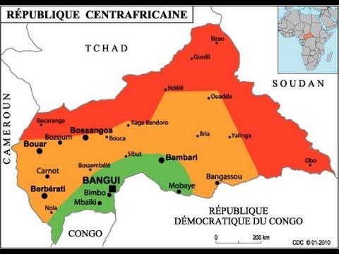 Solidarité République Centrafricaine partie 1