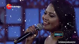 Vismayaraavu - Mega Event - Swetha Ashok - Zee Keralam