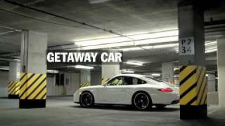 Porsche commercial: Engineered for Magic. Everyday