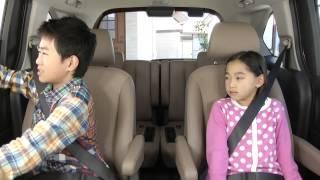 親子で学ぶ クルマに乗る時に注意すること パワーウィンドウ編 後編 小...