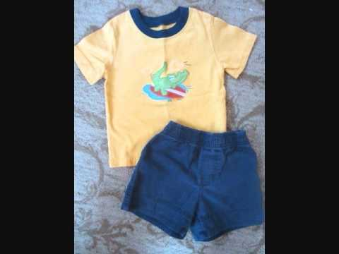 Baby Boy Clothes Size 12-18 Months - YouTube