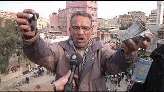 Protesters defy curfew in Egypt troublespots