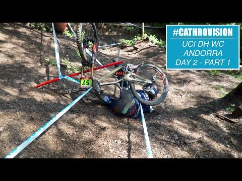 CATHROVISION  2018 Andorra World Cup Day 2 Part 1  STEEP CARNAGE