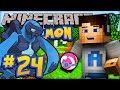 "Minecraft PIXELMON 3.0 - Episode #24 w/ Ali-A! - ""FOSSIL BATTLE!"""
