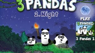 3 Pandas 2 Night-Walkthrough