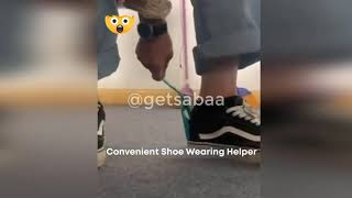 Lazy Shoes Helper