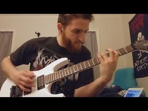 Mirthless - Another Place (Guitar Playthrough)